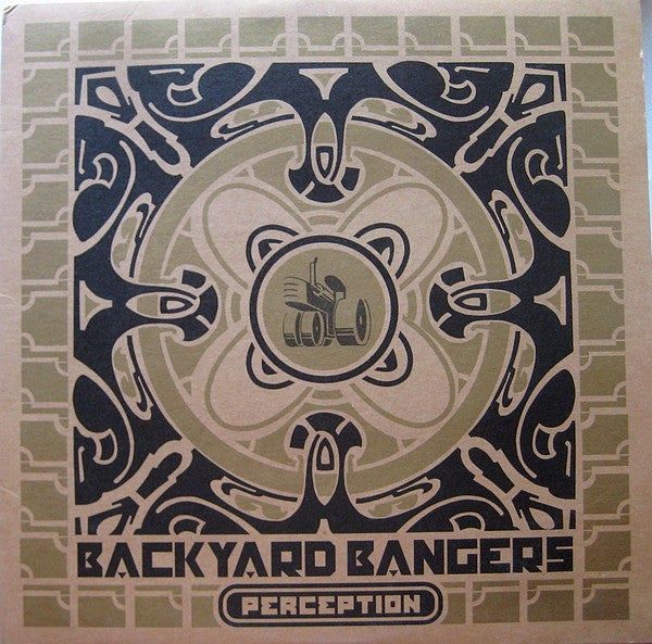 "Backyard Bangers - Perception 12"" Transistor Music TRM-101"