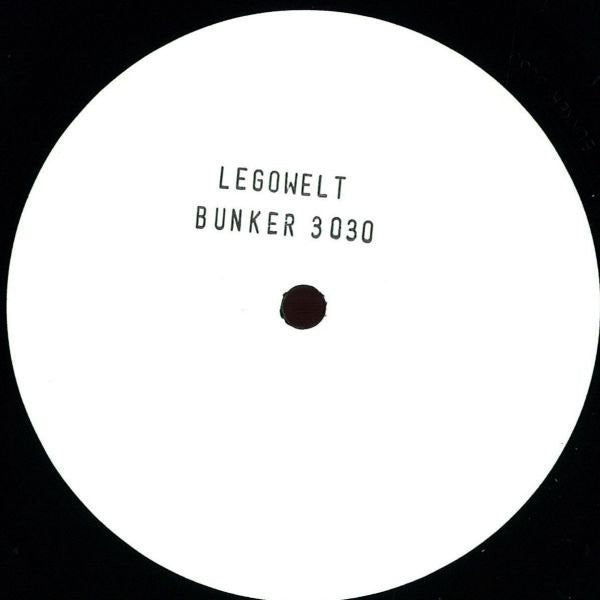 "Legowelt ‎– Tower Of The Gipsies 12"" Bunker Records ‎– BUNKER 3030"