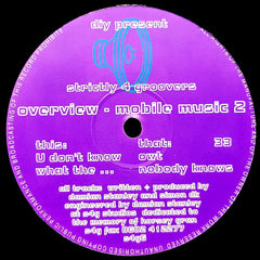 Overview - Mobile Music 2 - Strictly 4 Groovers S4G6