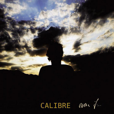 "Calibre ‎– Even If... 3x12"" REPRESS Signature Records ‎– SIGLP006RP"