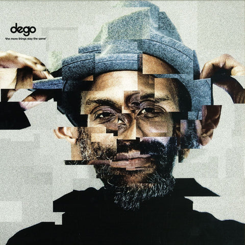 "Dego ‎– The More Things Stay The Same 12"" 2000 Black ‎– BLACK-LP004"