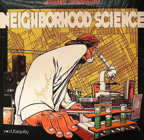 John Arnold ‎– Neighborhood Science - Ubiquity ‎– URLP 136