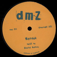 Digital Mystikz - Marduk / Enter Dimensions DMZ dmz022