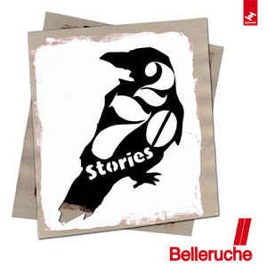 Belleruche ‎– 270 Stories (CD) Tru Thoughts ‎– TRUCD221