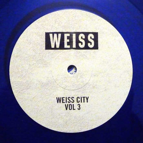 Weiss - Weiss City Vol 3 - Toolroom Records ‎– TOOL43101V