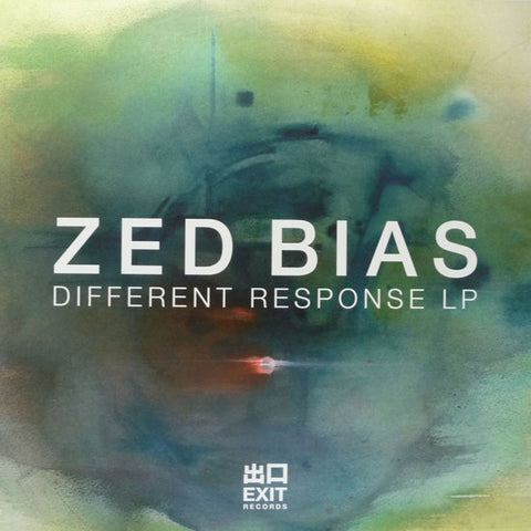 Zed Bias ‎– Different Response - Exit Records ‎– EXIT LP017