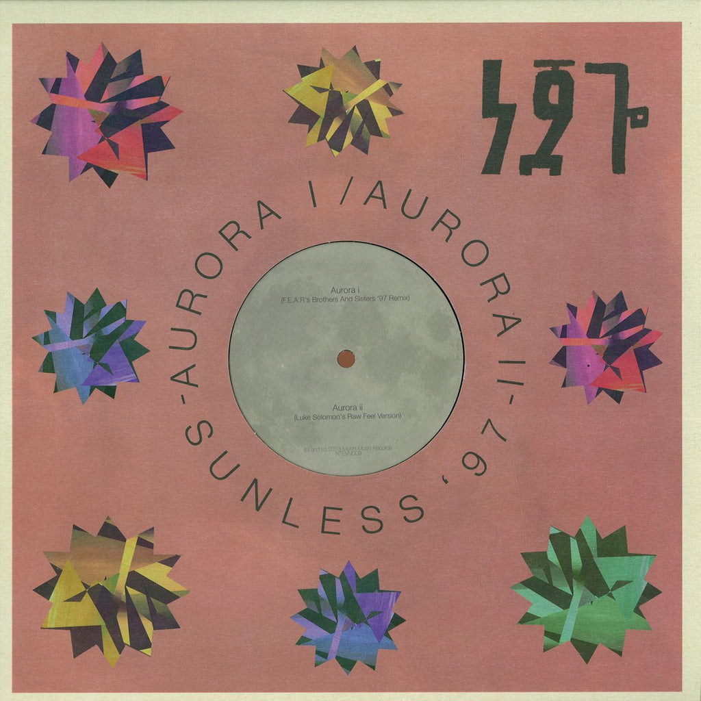 "Sunless '97 - Aurora 12"" Not Even NTEVN009"