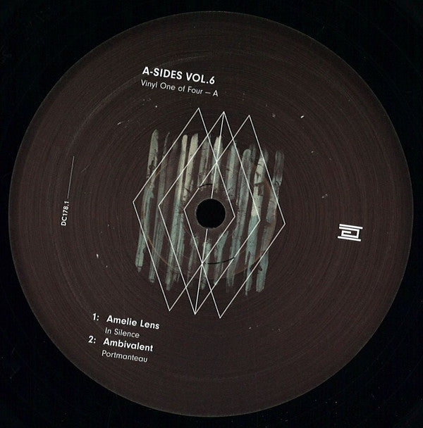 Various ‎– A-Sides Volume 6 Vinyl One Of Four 1 Drumcode ‎– DC178.1