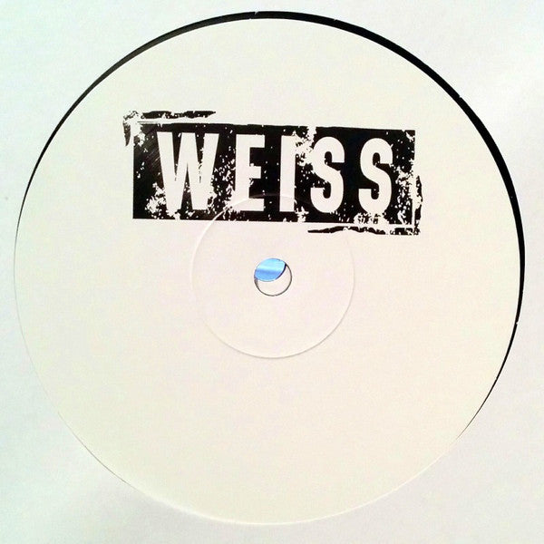 "Weiss - Alright 12""  PROMO - WEISS001"