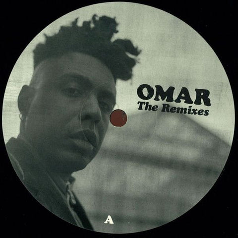 Omar ‎– The Remixes - Peppermint Jam ‎– PJMS0140