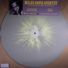 "Miles Davis Quintet - Live At the 1963 Monterey Jazz Festival 12"" Mr Suit Suitable 1326"