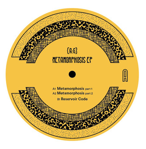 "A:G ‎– Metamorphosis EP 12"" OsloGround ‎– OSG001"