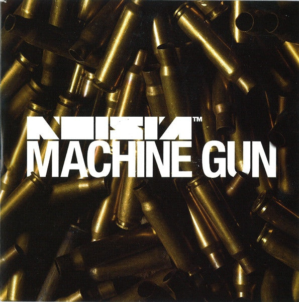 Noisia - Machine Gun (CDr) Division DVSN005