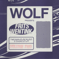 Frits Wentink ‎– Two Bar House Music & Chord Stuff Volume Two - Wolf Music Recordings ‎– WOLF2BAR02