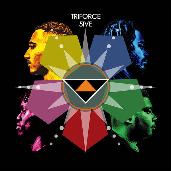 Triforce – 5ive (CD) Jazz Re:freshed ‎– jrf0008