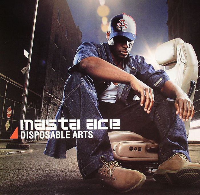 "Masta Ace - Disposable Arts 2x12"" MCM101 Yosumi Records"