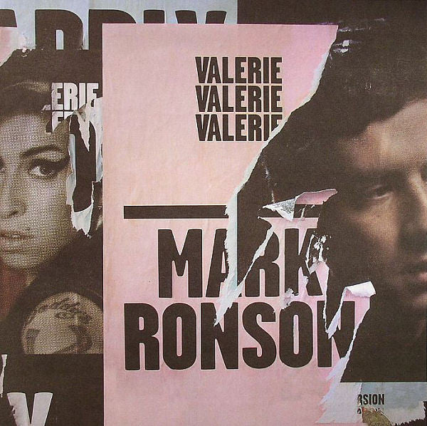Mark Ronson , Amy Winehouse – Valerie - Sony BMG Music Entertainment (UK) Ltd ‎– 88697186331