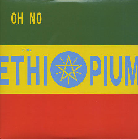 Oh No ‎– Dr Nos Ethiopium - Disruption Productions ‎– DP 101