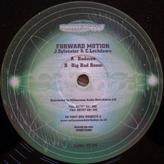 Forward Motion - Badman / Big Bad Boom - Planet Phat Records ‎– PP 004