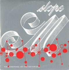Slope - M (CD, Promo) Sonar Kollektiv SK003CD