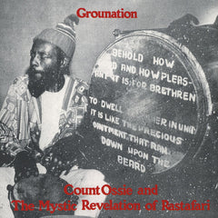 Count Ossie & The Mystic Revelation Of Rastafari - Grounation - Dub Store Records ‎– DSR LP 007