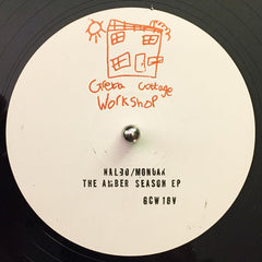 "Arnaldo / Monoak ‎– The Amber Season EP 12"" Greta Cottage Workshop ‎– GCW 16V"