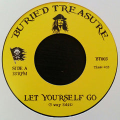 Unknown Artist ‎– Let Yourself Go / Table Dancing - Buried Treasure ‎– BT003