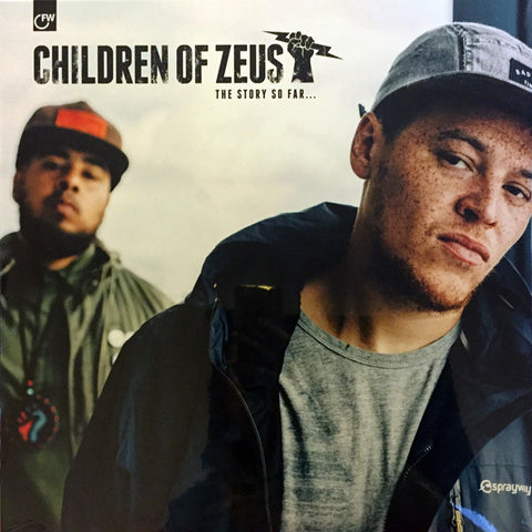 Children Of Zeus ‎– The Story So Far - First Word Records ‎– FW165