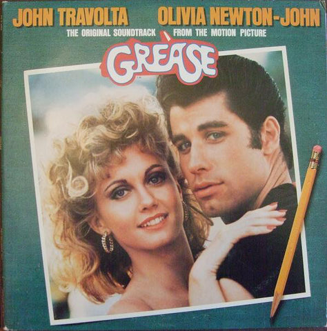 Various ‎– Grease (The Original Soundtrack From The Motion Picture) - RSO ‎– RSD 2001