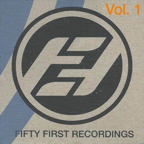 "Various ‎– Fifty First Recordings: Retrospective Vol. 1 2x12"" Fifty First Recordings ‎– 51R 001LP"