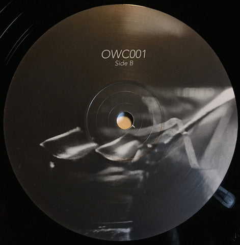 "DJ Gaff & Cityspeak ‎– Technology 12"" Off World Colonies ‎– OWC001"