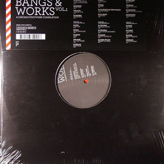 "Various - Bangs & Works Vol. 1 3x12"" Reissue Planet Mu ZIQ290"