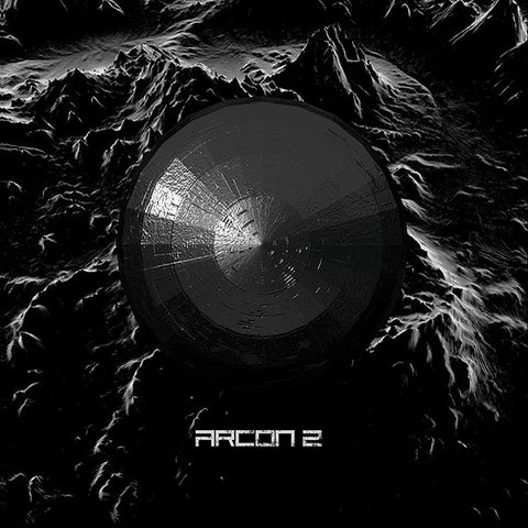 "Arcon 2 ‎– Outpost / Lost Dimensions 12"" Arcon 2 Recordings ‎– ARC2 12001"