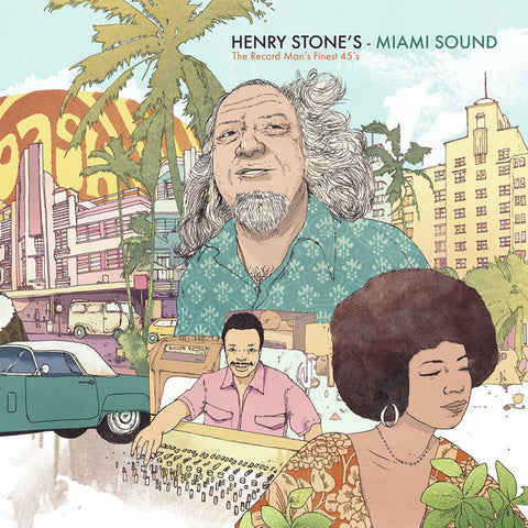 Various ‎– Henry Stone's Miami Sound (The Record Man's Finest 45's) (CD) - Athens Of The North ‎– AOTN 002