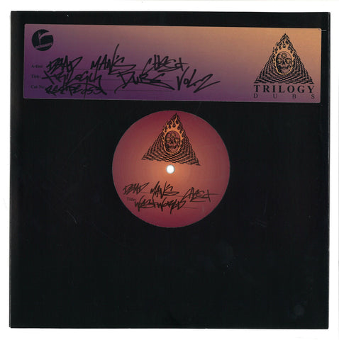 "Dead Man's Chest – Trilogy Dubs Vol. 2 10"" Ingredients Records ‎– RECIPE 053"