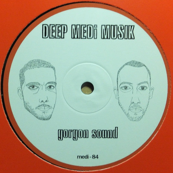 "Kahn - Dread / Late Night Blues (Gorgon Sound Versions) 12"" Deep Medi Musik medi-84"