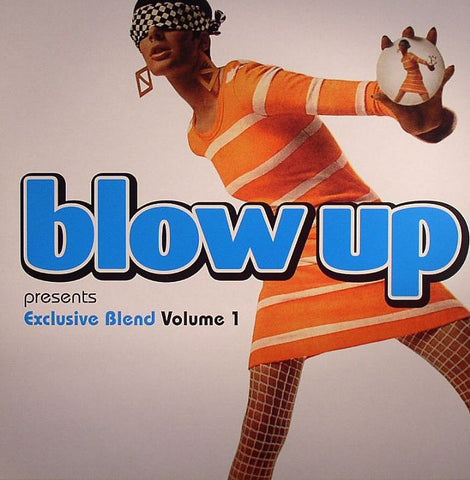 "Various - Blow Up Presents Exclusive Blend Volume 1 12"" Blow Up Records Blow Up 006LP"