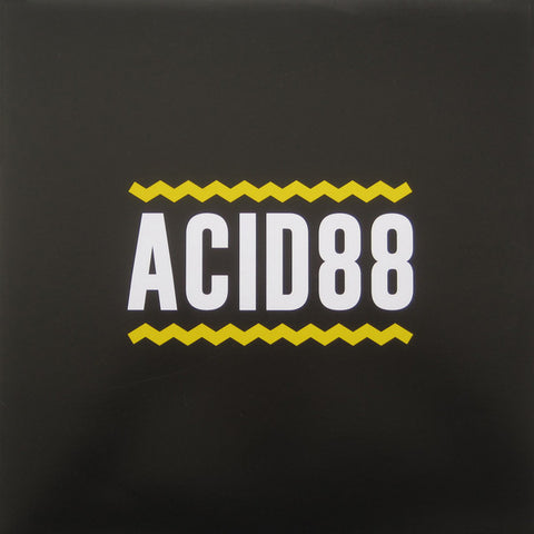 Various ‎– Acid88 - REPRESS - Jack Trax Records ‎– AAT014V