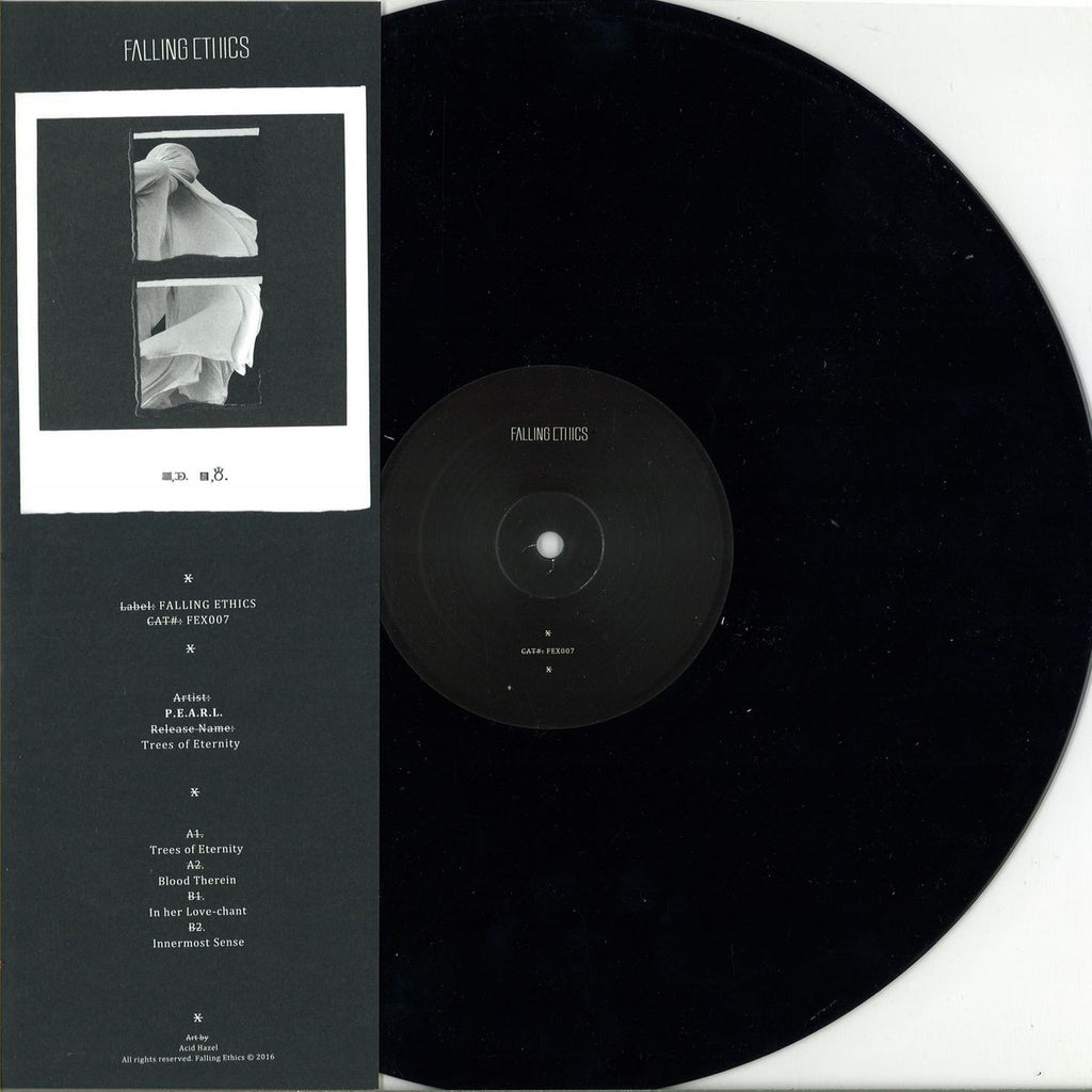 "PEARL ‎– Trees Of Eternity 12"" Falling Ethics ‎– FEX007"
