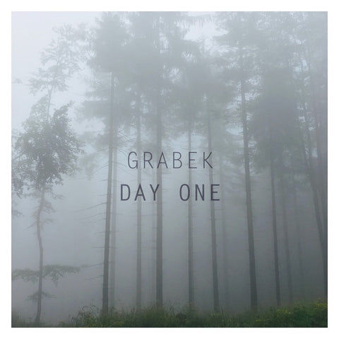Grabek ‎– Day One - Gusstaff Records ‎– GRAM1805LP