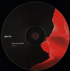 "Stanny Franssen & Ortin Cam ‎– Curse The Curve EP 12"" Planet Rhythm Records ‎– PRRUKBLK009"