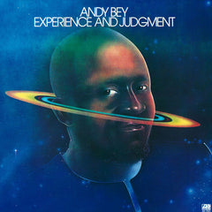 "Andy Bey ‎– Experience And Judgment 12"" Be With Records ‎– BEWITH012LP"