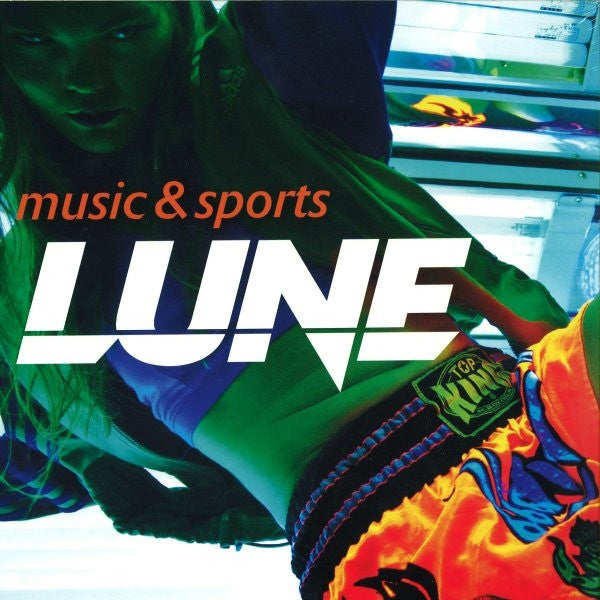 "Lune - Music & Sport 12"" Refune Records REFLP001"