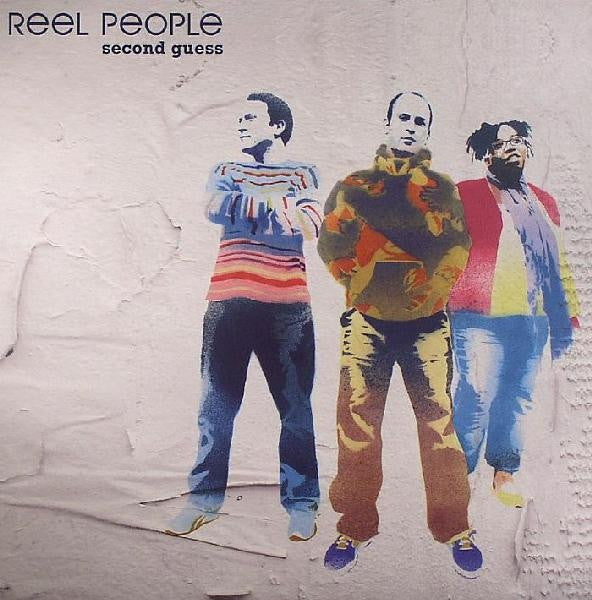 "Reel People - Second Guess 2x12"" Defected REELP01LP1"