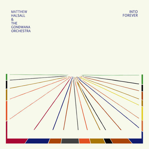 Matthew Halsall & The Gondwana Orchestra ‎– Into Forever (CD) Gondwana Records ‎– GONDCD013