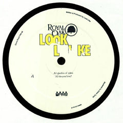 Look Like ‎– Garden Of Eden - Royal Oak ‎– ROYAL045