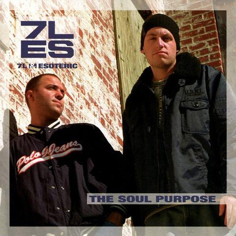 7L & Esoteric ‎– The Soul Purpose (CD) Direct Records ‎– DR 1223