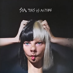 "Sia ‎– This Is Acting 2x12"" Monkey Puzzle Records, RCA ‎– 88875-18055-1"