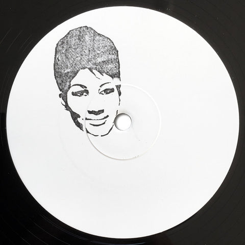 "Unknown Artist ‎– Love Is The Respect 12"" PROMO Respect001"