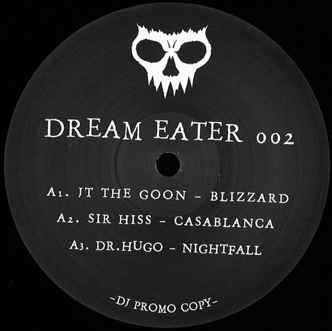Various ‎– Dream Eater 002 - Dream Eater Records ‎– DreamEater002